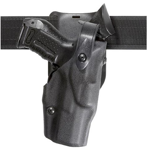 Safariland 6365 Level 3 Retention ALS Duty Holster Low Ride