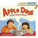 Apple Days: A Rosh Hashanah Story (High Holidays)
