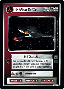 Star Trek Ccg 1e Mm Mirror Mirror Alliance Vor'cha 125c
