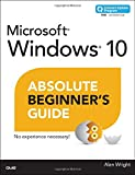 img - for Windows 10 Absolute Beginner's Guide (includes Content Update Program) book / textbook / text book
