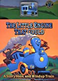 img - for The Little Engine that Could: A Storybook and Wind-Up Train/Dutton Motorbook book / textbook / text book