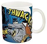 Zak! Designs Ceramic Mug with Batman Graphics, 11.5 oz.