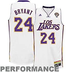 Adidas Los Angeles Lakers Kobe Bryant Latin Nights Swingman Jersey by adidas