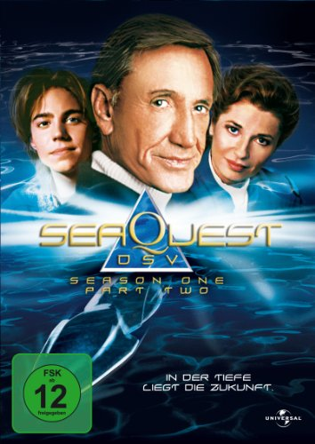SeaQuest DSV - Season 1.2 [3 DVDs]