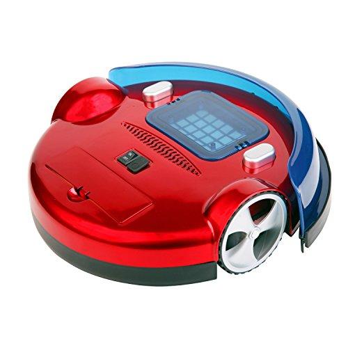 preisvergleich und test homcom staubsauger roboter. Black Bedroom Furniture Sets. Home Design Ideas