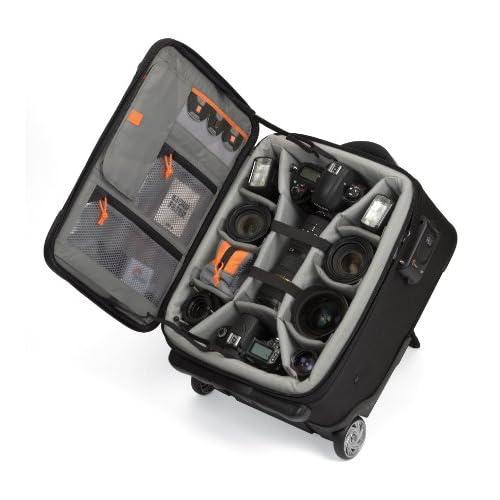 【国内正規品】Lowepro キャリーバッグ プロローラ X 100 20L PCスペース有 三脚取付可 ブラック 360329