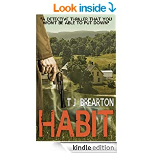 HABIT (crime thriller books)
