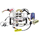 Professional Products 70026 Powerjection III Satin Finish EFI System Complete Kit