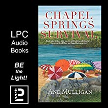 Chapel Springs Survival Audiobook by Ane Mulligan Narrated by Julie Lancelot