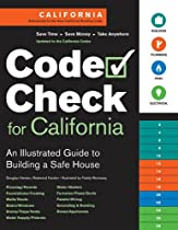 CODE CHECK: Updated to the Current California Building Code