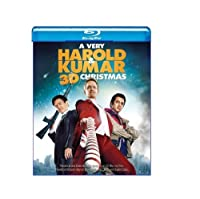 A Very Harold & Kumar Christmas (Blu-ray 3D / Blu-ray) by New Line Home Video