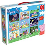 Peppa Pig 9-in-1 Jigsaw Puzzle Pack