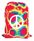 Tie-Dyed Laundry Bag
