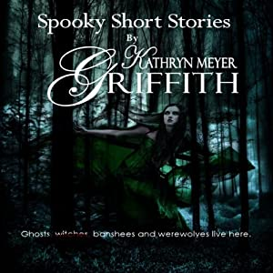 Four Spooky Short Stories Audiobook