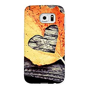 Love Leaf Back Case Cover for Samsung Galaxy S6