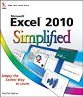 Excel 2010 Simplified Front Cover