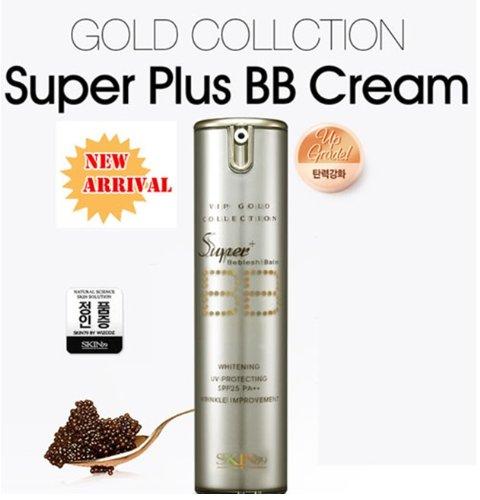 Skin79 Super+ Beblesh Balm Bb Cream Vip Gold Collection (Gold Label) 15G