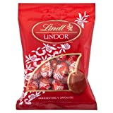 Lindt Lindor Red Milk Chocolate Easter Mini Eggs100G