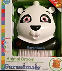 Garanimals Panda Animal Broom