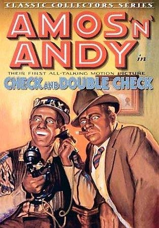 AMOS 'N' ANDY:CHECK AND DOUBLE AMOS 'N' ANDY:CHECK AND DOUBLE