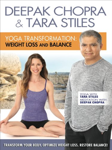 Deepak Chopra Yoga Transformation: Weight Loss & Balance