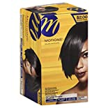 Motions Salon Haircare Relaxer System, Silkening Shine, Super, 1 application