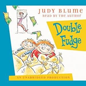 Double Fudge Audiobook