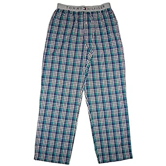 Tommy Hilfiger Pyjama Bottoms (Small, Bertsy Peacoat Woven)