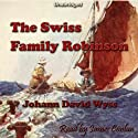 The Swiss Family Robinson Audiobook by Johann David Wyss Narrated by James Conlan