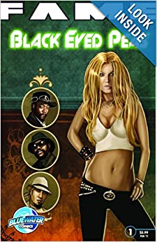 FAME: Black Eyed Peas: comic book edition