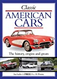 Classic American Cars (Book and Print Packs)