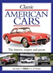 Classic American Cars (Book and Print...