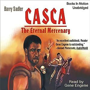 Casca the Eternal Mercenary Audiobook