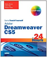Sams Teach Yourself Dreamweaver CS5 in 24 Hours Front Cover