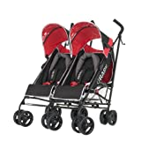 Obaby Apollo Plus Twin (Sport Red)