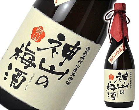 神山の梅酒 [長期7年貯蔵] 720ml 14度