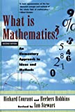 img - for What Is Mathematics?: An Elementary Approach to Ideas and Methods book / textbook / text book