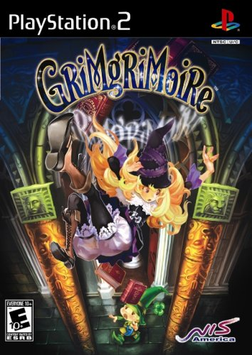 Grim Grimoire - PlayStation 2 (Nis America compare prices)