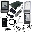 "DigitalsOnDemand 14-Item Accessory Bundle for Amazon Kindle 3 3rd Gen Wireless Reading Device (6"" Display, 3G Global Wireless, Latest Generation)"