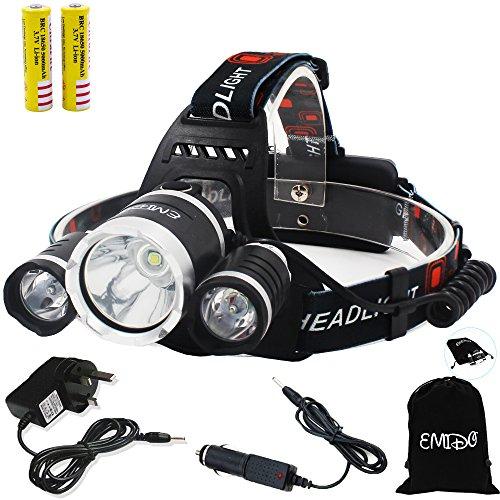 EMIDO-4-Modes-LED-Headlamps-3-CREE-XM-L-T6-LED-Headlamp-LED-Flashlight-for-Camping-Running-Hiking-Reading-Battery-Powered-Helmet-Light-Hands-free-Camping-Headlight