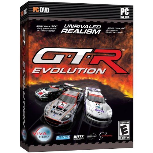 GTR Evolution Picture