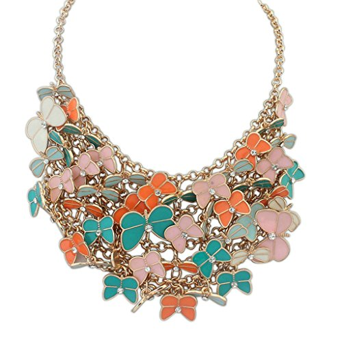 aooaz-womens-bohemian-statement-necklace-vintage-love-long-choker-necklace-butterfly-cluster-colorfu