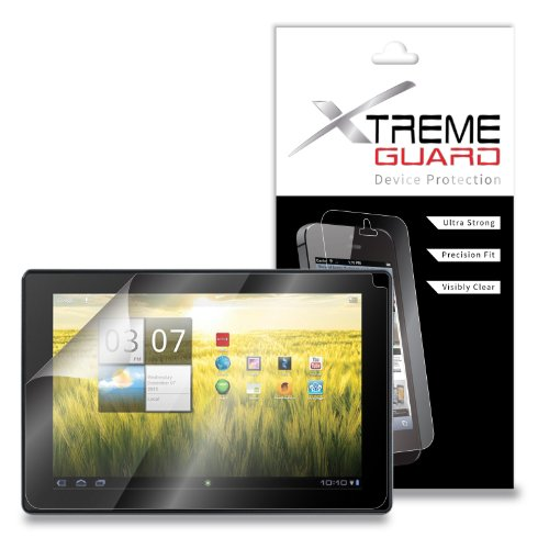 XtremeGuardTM Screen Protector for Kocaso M9200 9 Lozenge (Ultra Clear)