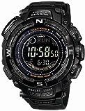 [カシオ]CASIO 腕時計 PROTREK プロトレック Triple Sensor ソーラー電波時計 MULTIBAND 5 マルチバンド 5 PRW-1500YJ-1JF メンズ
