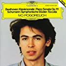 Beethoven: Klaviersonate, Op. 111; Schumann: Symphonische Et�den; Toccata Op. 7