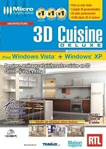 3d cuisine deluxe logiciels for 3d cuisine deluxe