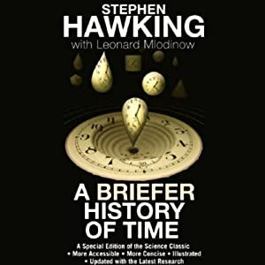 A Briefer History of Time | [Stephen Hawking, Leonard Mlodinow]