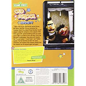 Sesame Street - Old School: Vol. 1 [Import anglais]
