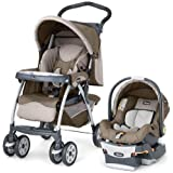 Chicco Cortina SE Travel System, Chevron (Discontinued by Manufacturer)