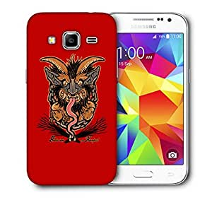Snoogg Long Tongue Designer Protective Back Case Cover For Samsung Galaxy Core Prime